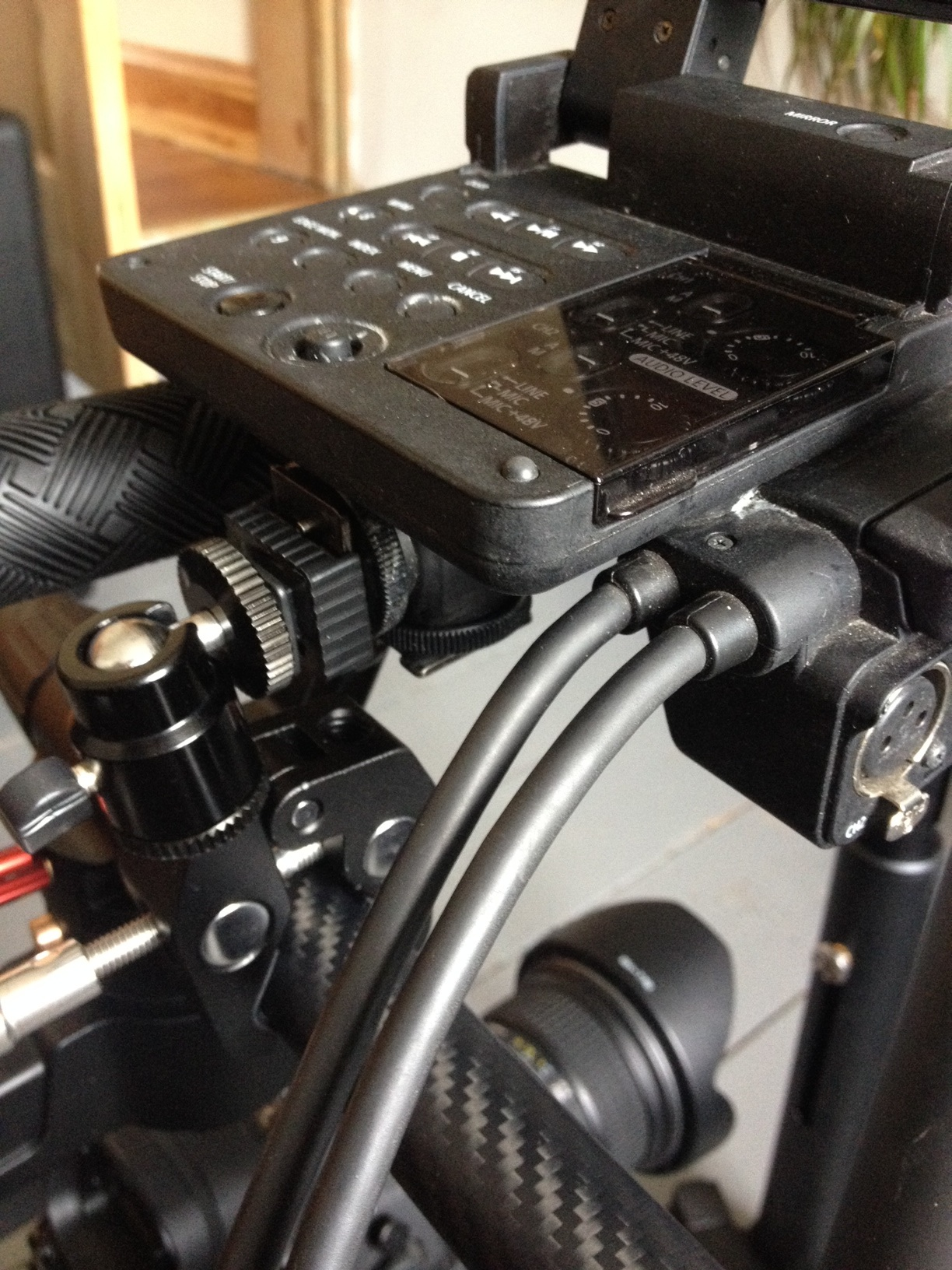 Ronin with C300
