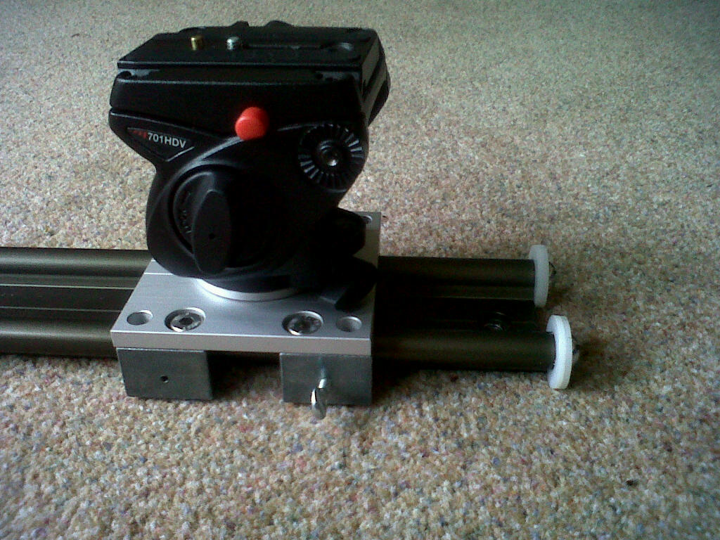 igus slider with head