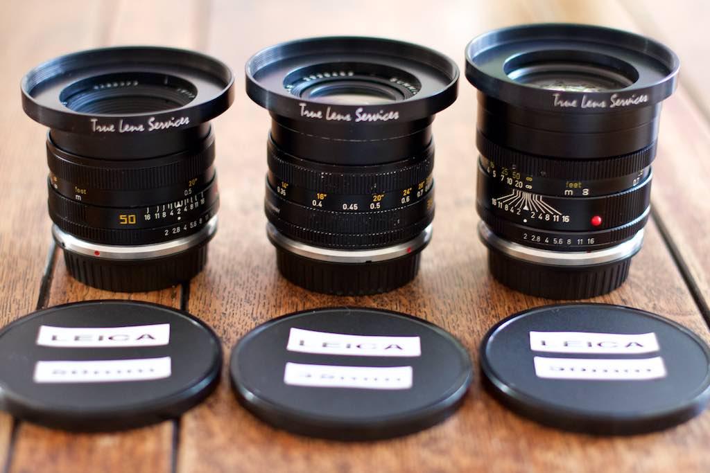 leica r lenses for video