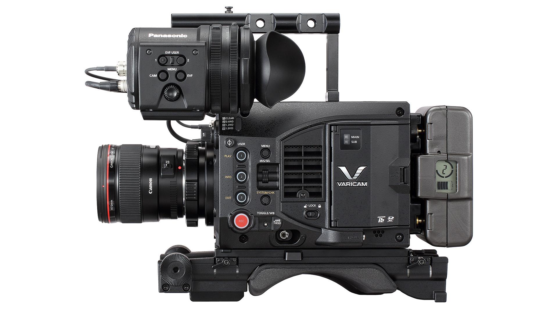 Canon C300 markii Vs Panasonic Varicam LT